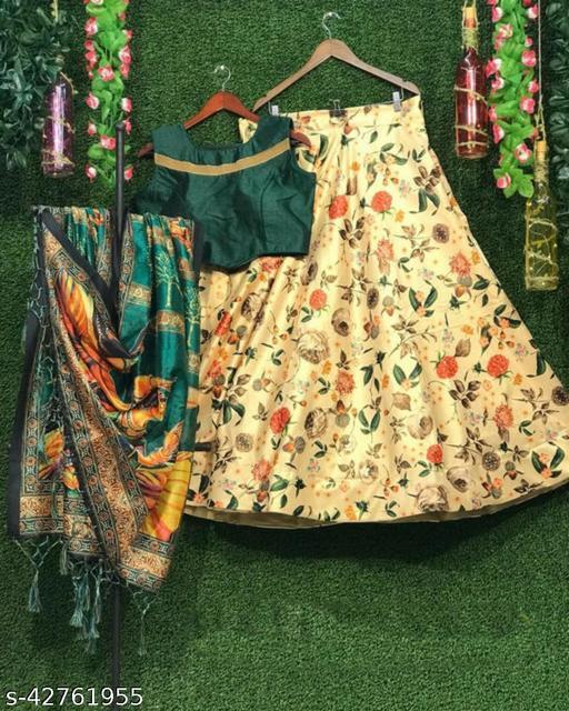 Aakarsha Fashionable Women Lehenga