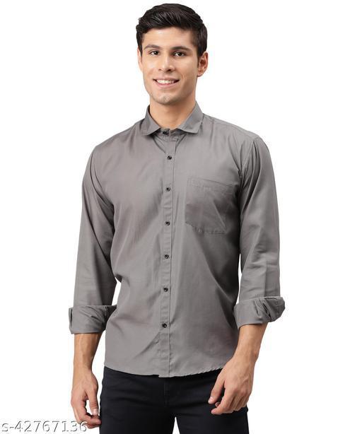 Regular Fit Casual Shirt