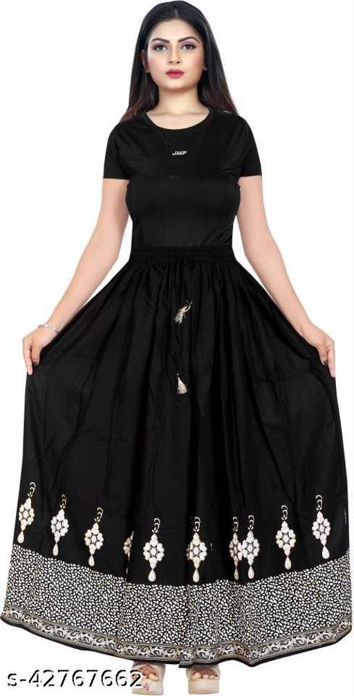 Chitrarekha Attractive Women Ethnic Skirts