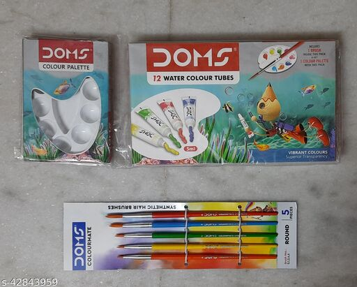 Art and Craft Stationery Combo