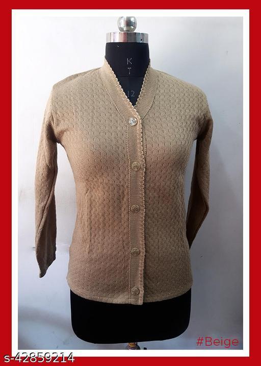 Classic Glamorous Women Sweaters