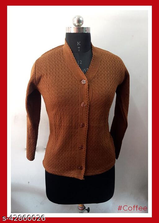 Fancy Fashionable Women Sweaters