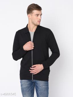 Rigo Black Terry Harrington Jacket For Men
