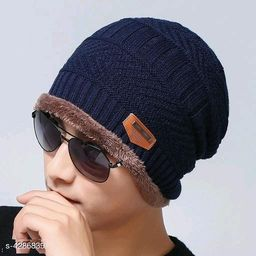 Casual Trendy Men's Caps