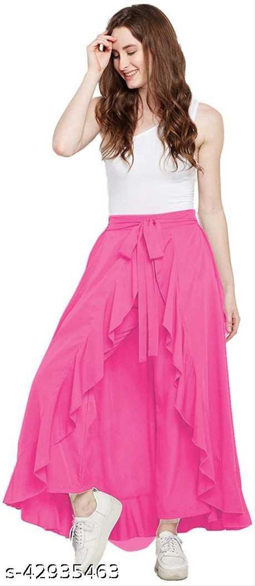 Fancy Fashionista Women Western Skirt