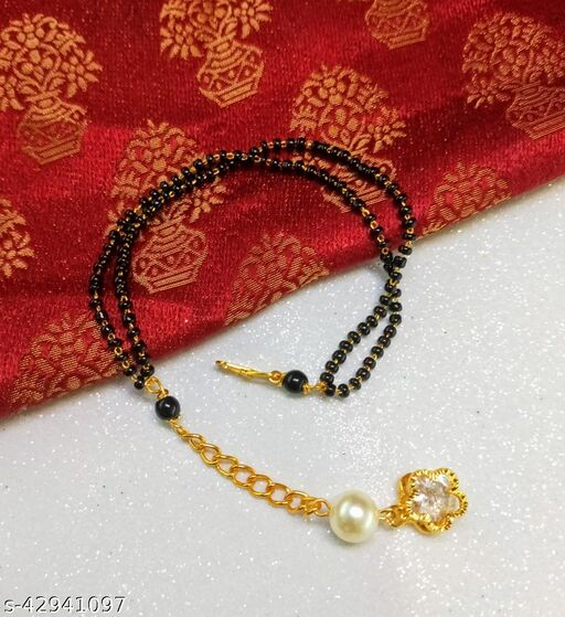Stylist Designer Hand Bracelts Mangalsutra