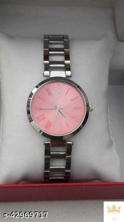 stylish demanded trendy watch for Girls and watches