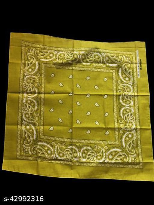 Styles Modern Men Handkerchief