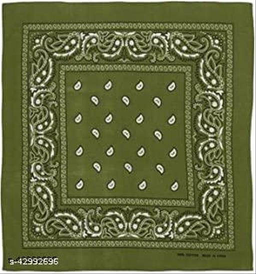 Casual Trendy Men Handkerchief