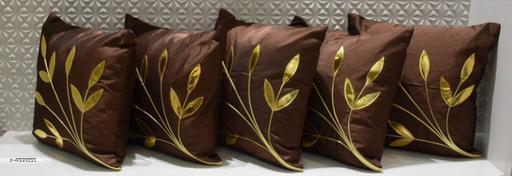 Trendy Stylish Satin Cushion Cover