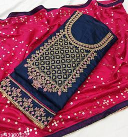 Abhisarika Drishya Semi-Stitched Suits