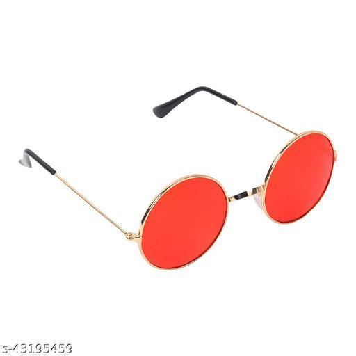 New Fashion Round Unisex Sunglasses Round Sunglasses For Men And Women