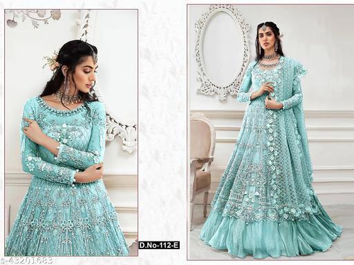 Adrika Alluring Salwar Suits & Dress Materials