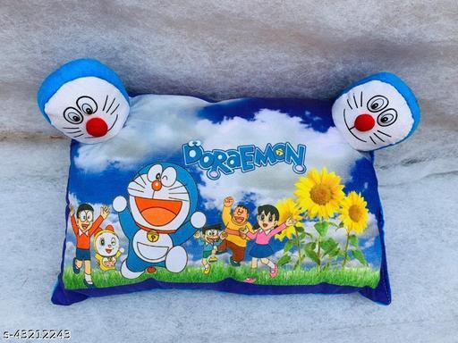 Cartoon face Kids pillow