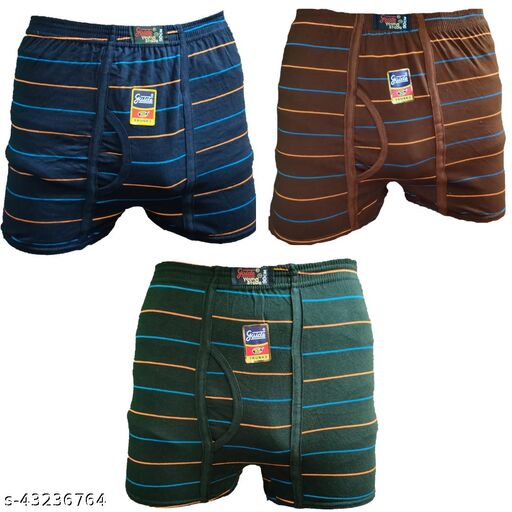 Men's Young Stage Trunks Underwear