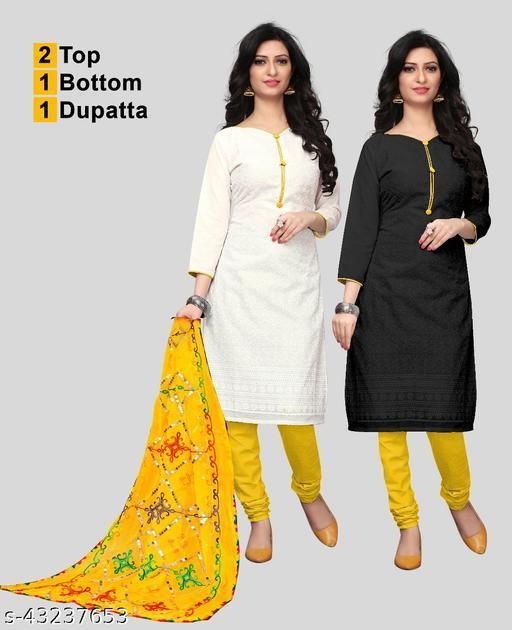 Trendy Fabulous Salwar Suits & Dress Materials