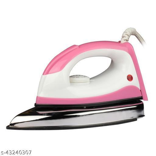 Monex latest and trendy white pink desire dry iron