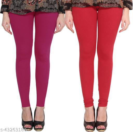 Legging 37-PINK-RED