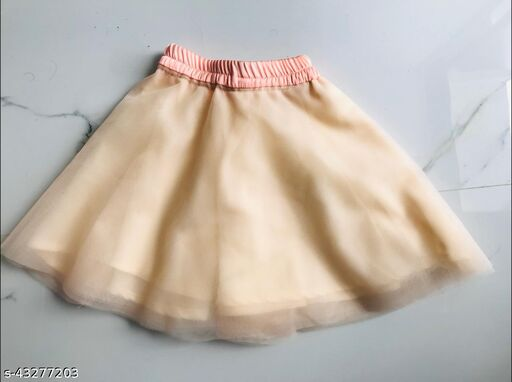 Cute Trendy Kids Girls Skirts