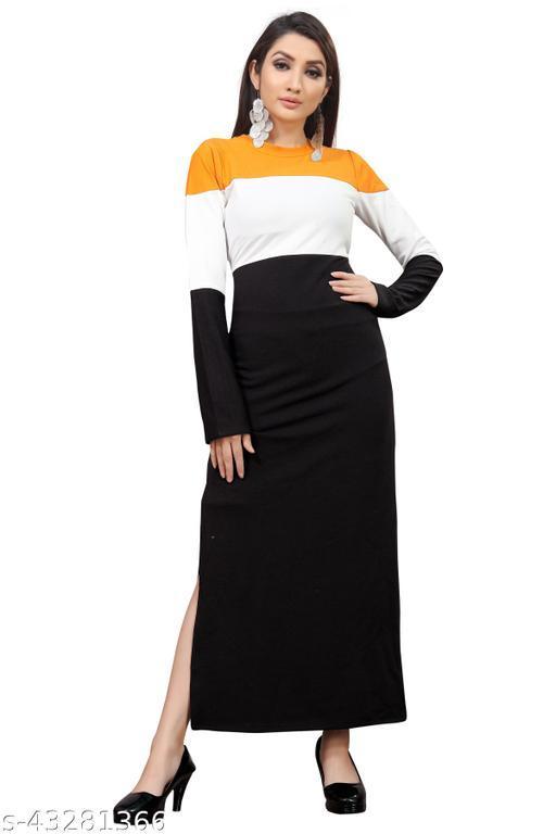 Trendy Elegant Womendress