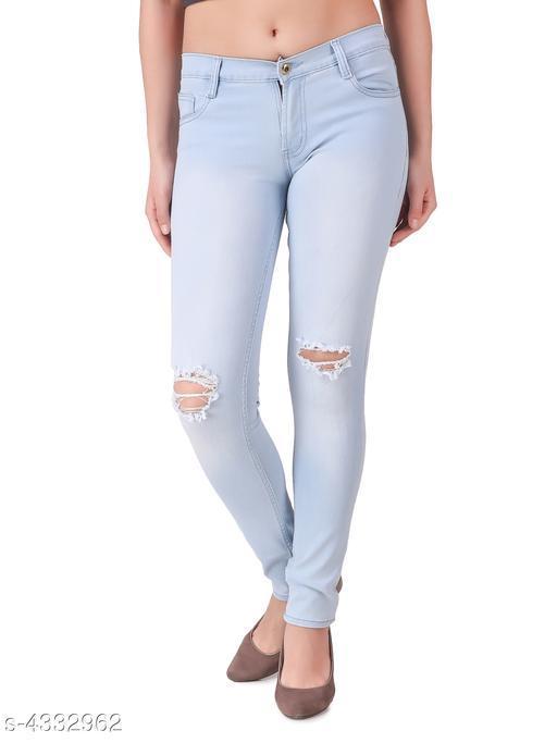 Divine Latest Women's Jeans