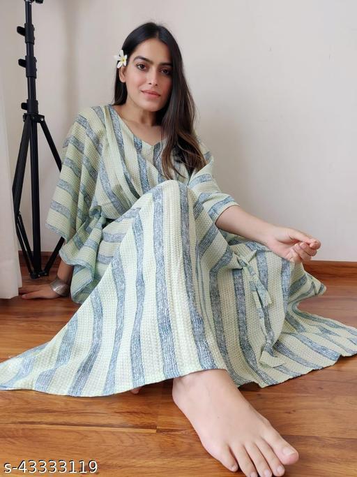 Woman Cotton Kaftan