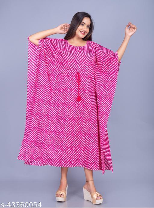 Women Cotton Printed dress