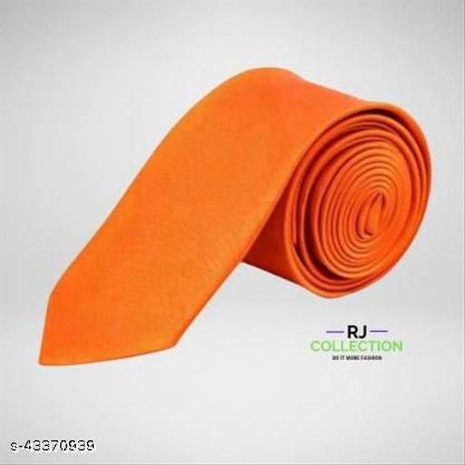 Polysilk 100% soft tie for function weding
