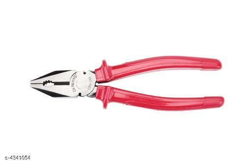 Tools & Accessories Useful Home Tools Accessories  *Material* Metal  *Size* (H x W)  *Description* It Has 1 Piece Of Combination Plier  *Sizes Available* Free Size *   Catalog Rating: ★4.3 (6)  Catalog Name: Trendy Useful Home Tools Accessories Vol 4 CatalogID_622879 C50-SC1250 Code: 033-4341054-