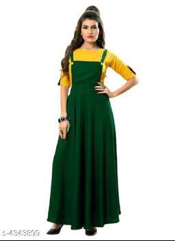 Adrika Graceful Pinafore Dresses