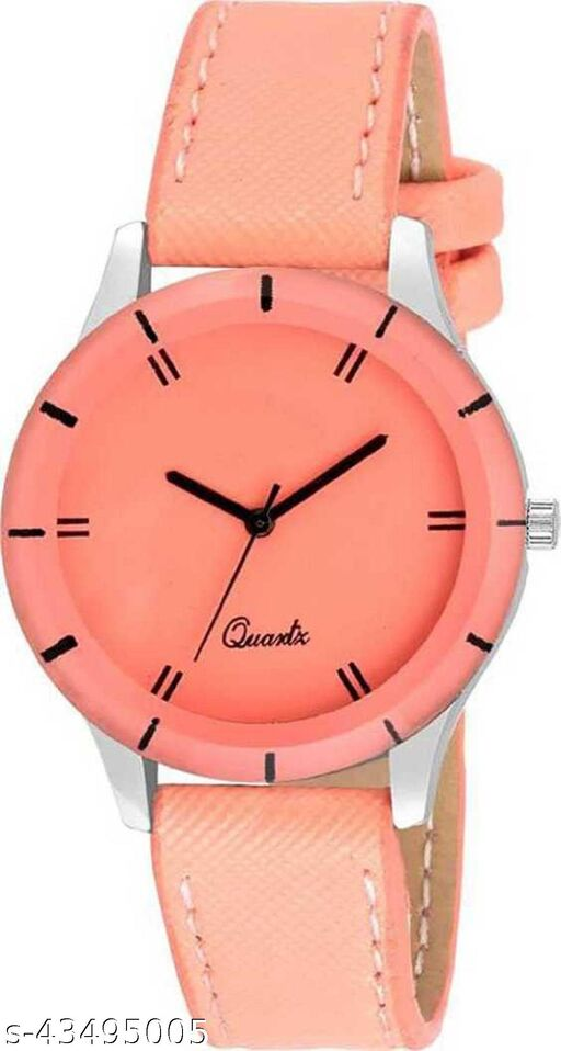 SOO New Year Matching With Cloth Analog Watch