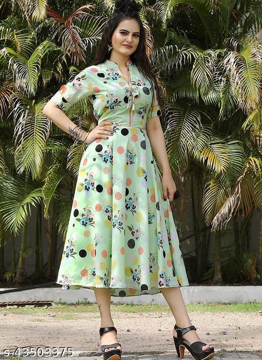 Urbane Glamorous Women Dress