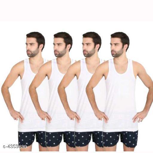 Trendy Men's Innerwear Vests
