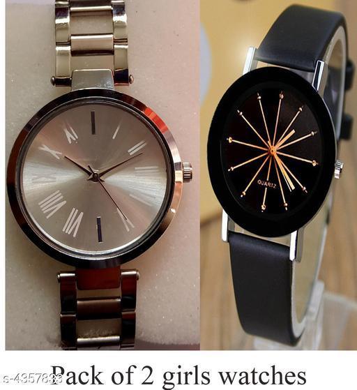 Nia Stylish Women's Watches Combo