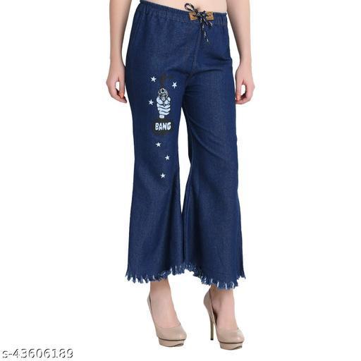 Stylish Elegant Women Jeans