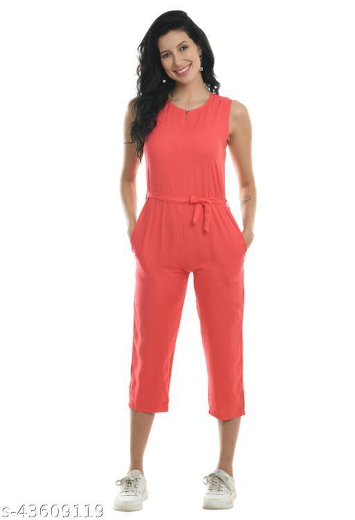 Comfy Partywear Women Jumpsuits