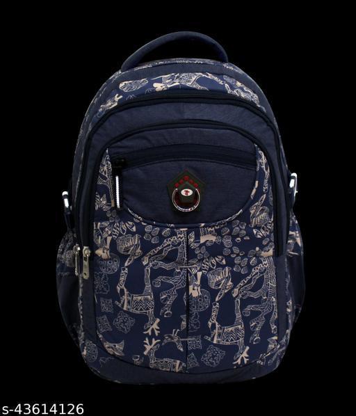T-Traxx SB_108_Navy Blue 39L Backpacks