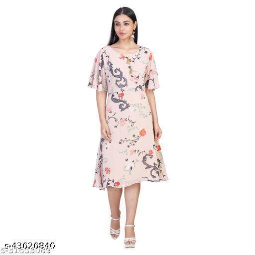 Womens_RWD-01025_Black Flower Print Dress