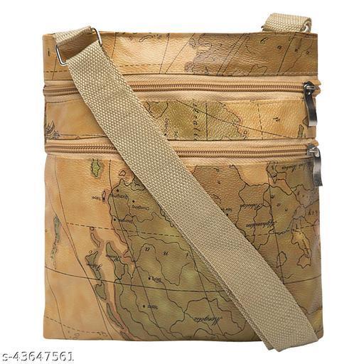 Allextreme Women's Cross Body Shoulder Bag Small Satchel Purse (Gold)