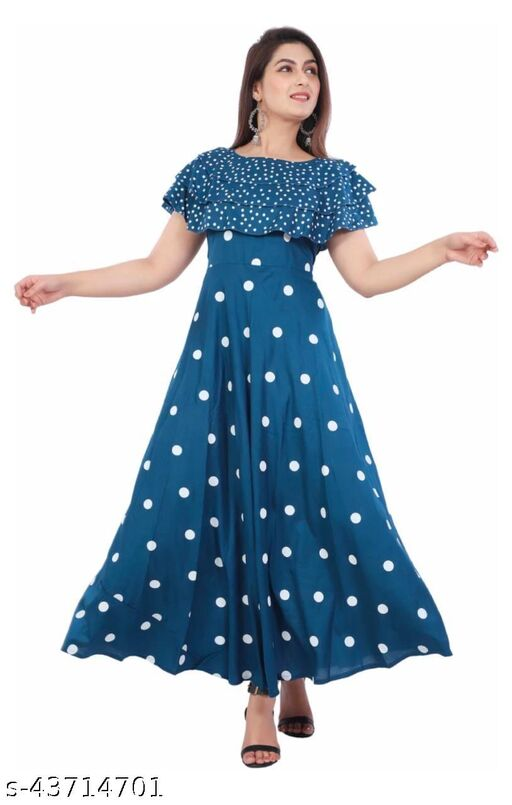 Aagyeyi Graceful Gown
