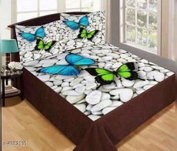 Graceful Fancy Single Bedsheets