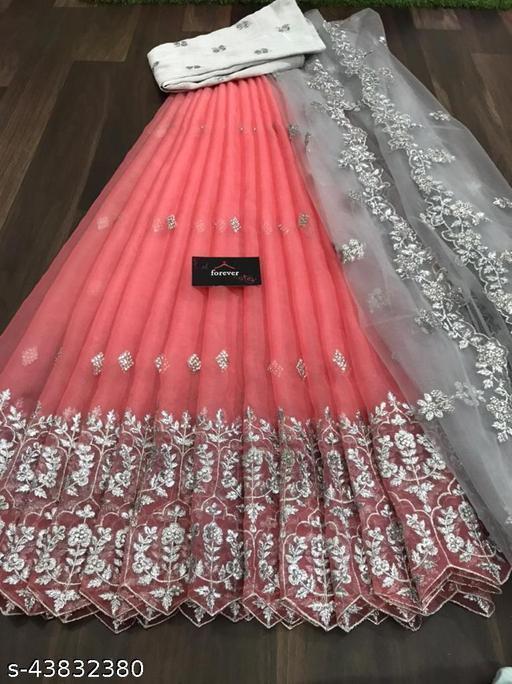 Forever Beautiful Design Lahengha Choli