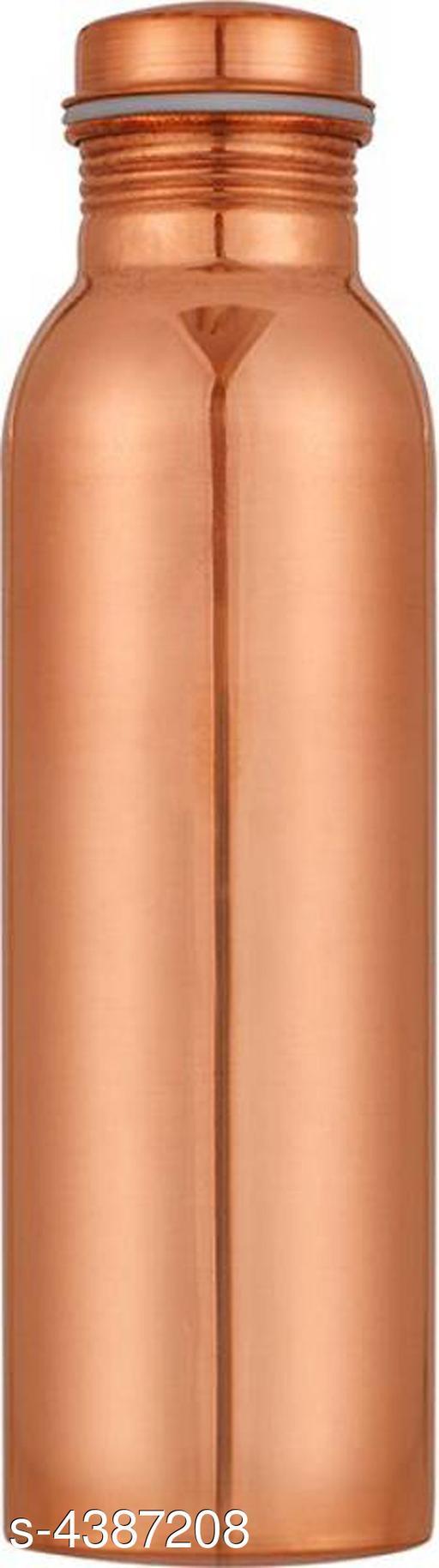 Stylish Copper Bottles