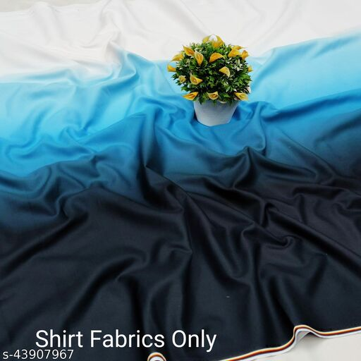 Pretty Retro Men Shirt Fabric