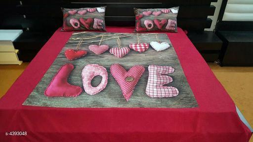 New Stylish Printed Double Bedsheets