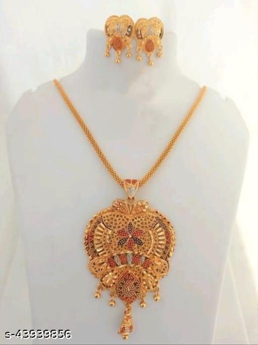 Feminine Beautiful Jewellery Sets