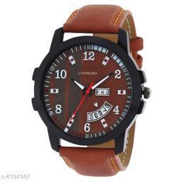 Trendy Attractive Men's Watch