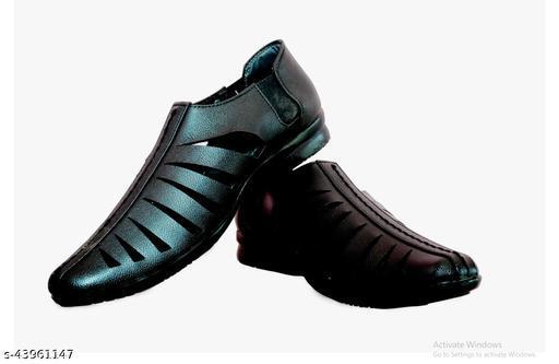 Modern Attractive Men Sandals