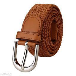 Trendy Genuine Nylon Men's Belt