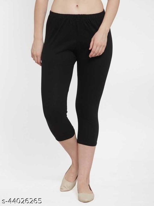 IndiRocks Women Cotton Capri Pants